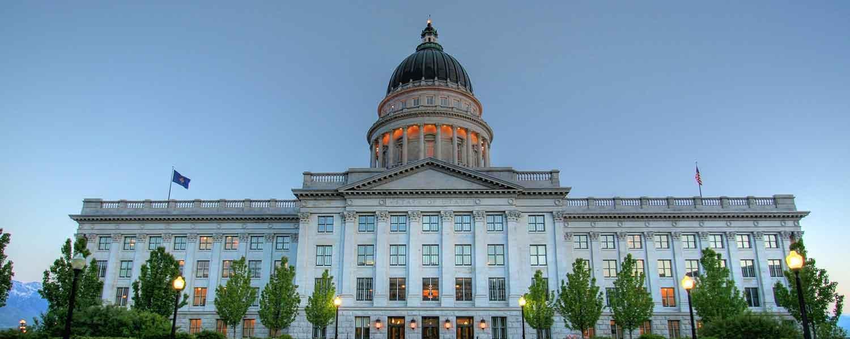 Welcome | Utah Voter Registration